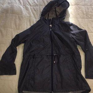 Brand new rain coat